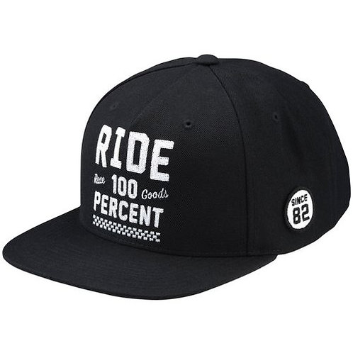 Ride 100% hat
