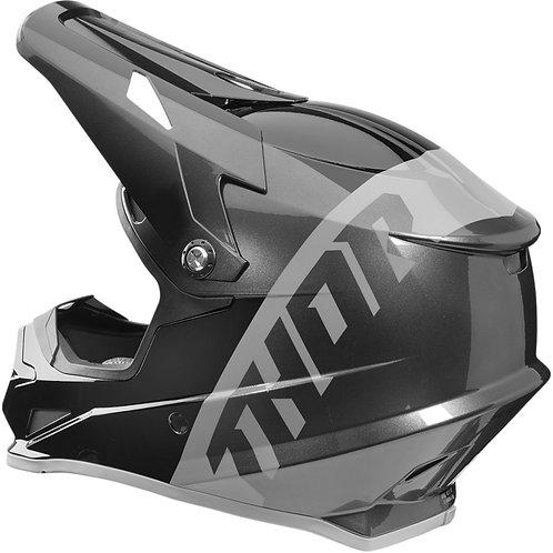 Thor Helmet Sector Shear black/charcoal 2019