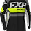 Thumbnail: FXR Revo MX jersey Hi-vis/black/char/white