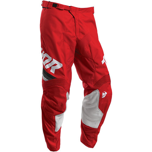 Thor Pulse Pinner Pants red/white