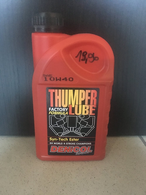 Denicol Thumber Lube 10w40 1L