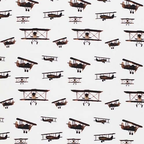 0.5m Baumwolljersey Flugzeuge