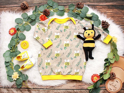 Ballonkleid Bee Happy