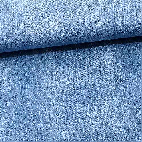 0.5m Jersey Jeanslook dusty blue
