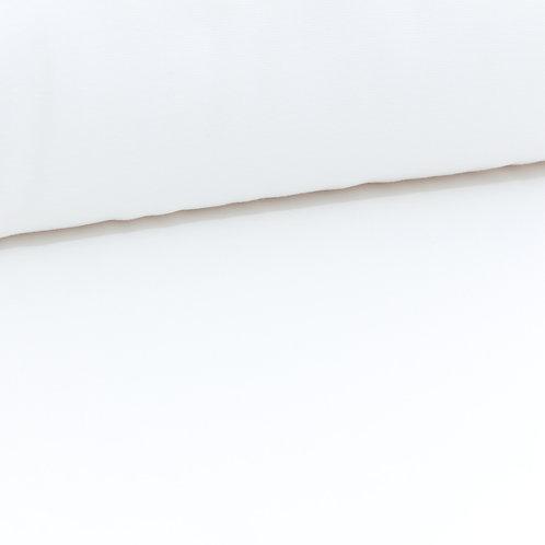 0.5m Bio Bündchen ecru
