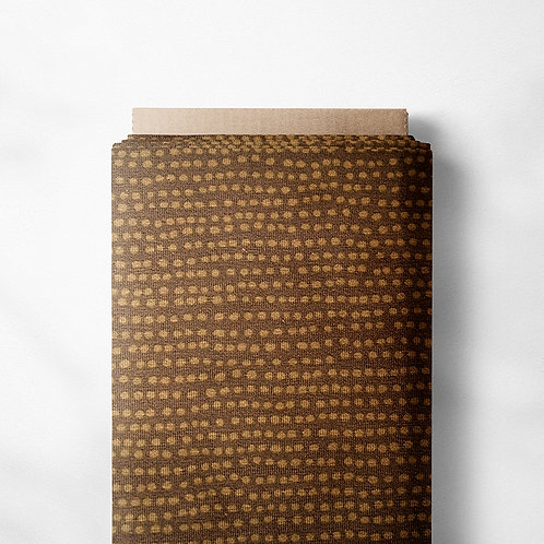 0.5m Biojersey Dotted Line taupe