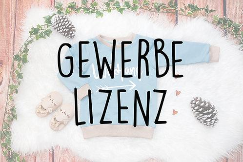 Gewerbe-Lizenz: Sweater LIZ