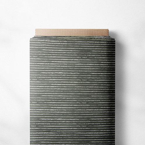 0.5m Jersey Stripes grau