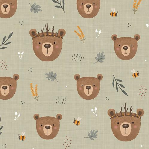 0.5m Biojersey Autumn-Bear