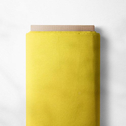 0.5m Bio Bündchen gelb