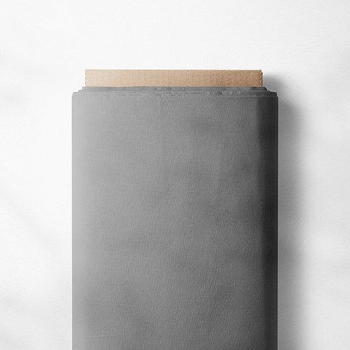 0.5m Bio Bündchen grau