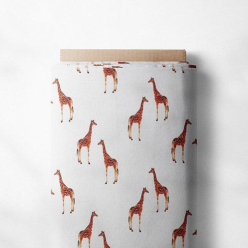0.5m Baumwolljersey Giraffe
