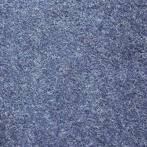 RESTSTÜCK 48cm Walkloden jeansblau