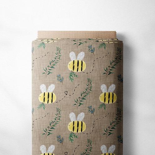 0.5m Biojersey Bee Happy