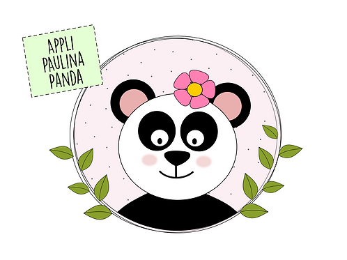 Applikationsvorlage Paulina Panda - FREEBOOK