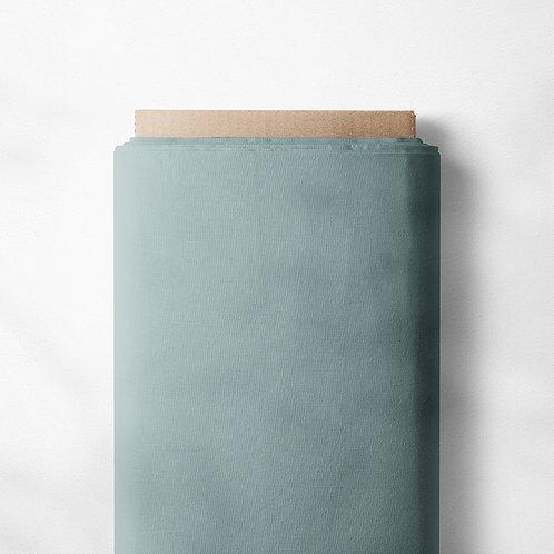 0.5m Bio Bündchen eisblau