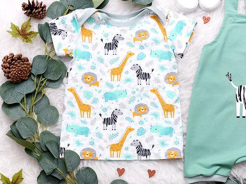 T-Shirt Kurzarm Safari #86