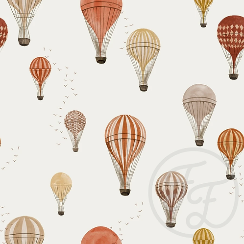 0.5m Jersey Hot Air Balloons