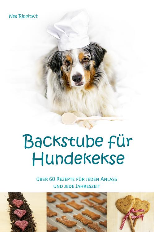 Buch: Backstube für Hundekekse
