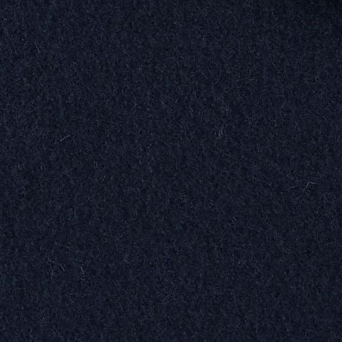 0.5m Walkloden dunkelblau