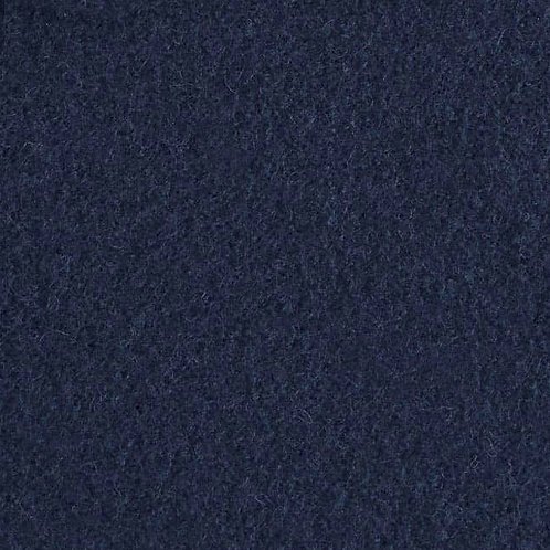 0.5m Walkloden blau