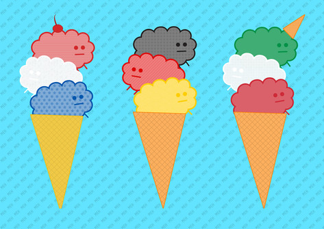 International Ice Cream Party