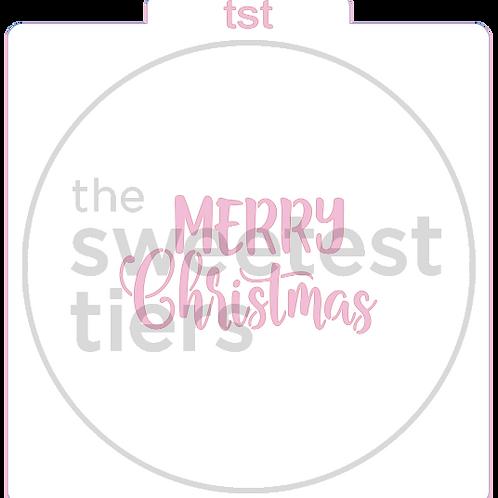 Stencils - Christmas & Winter