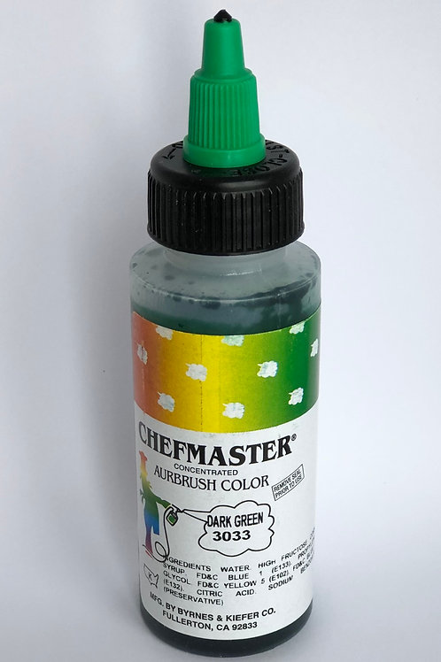 Chefmaster Airbrush Colors 2oz