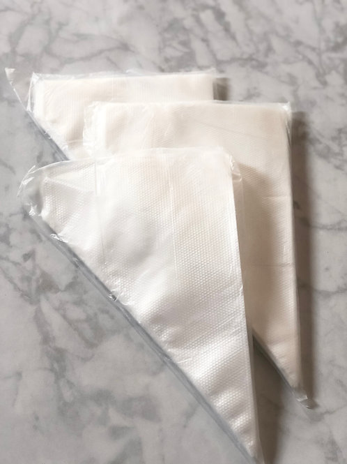 Tipless Piping Bags