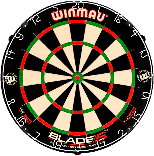 Winmau Blade 5 Dualcore