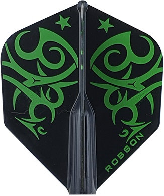 Robson Tribe Flights Green