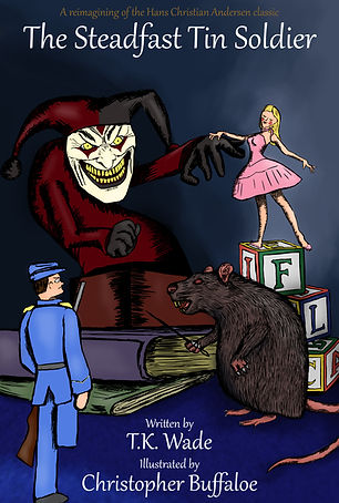 Jack inthe Box toys soldier rat roden ballerina Th Steadfast Tin Soldier