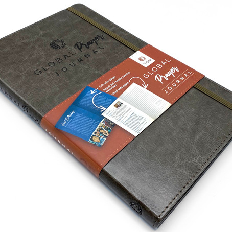Custom Journal Solution for a Global Nonprofit