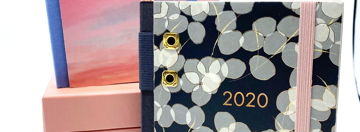 Planners With Grommets