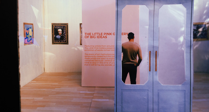 The Little Pink Gallery of Big Ideas