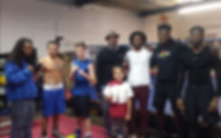 Nashville Boxng Youth Program