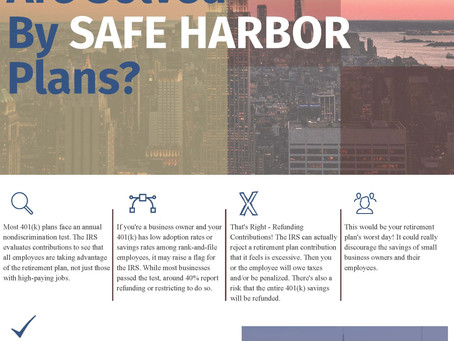 The Problems Safe Harbor 401(k) Plans are Designed to Solve