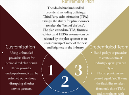 2019 Saw an Increase in Partnerships Between TPAs and Financial Advisors.