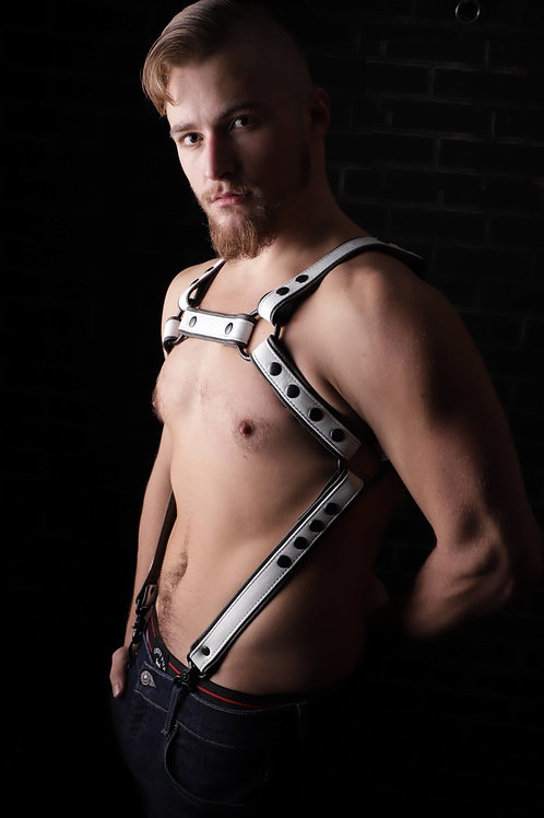 Contrast Crossbow Harness.