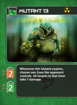 Mutant 13