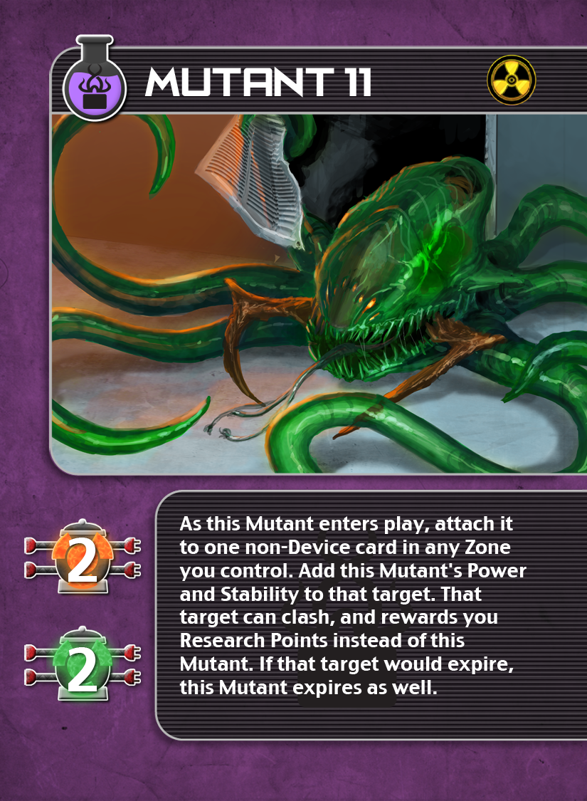 Mutant 11