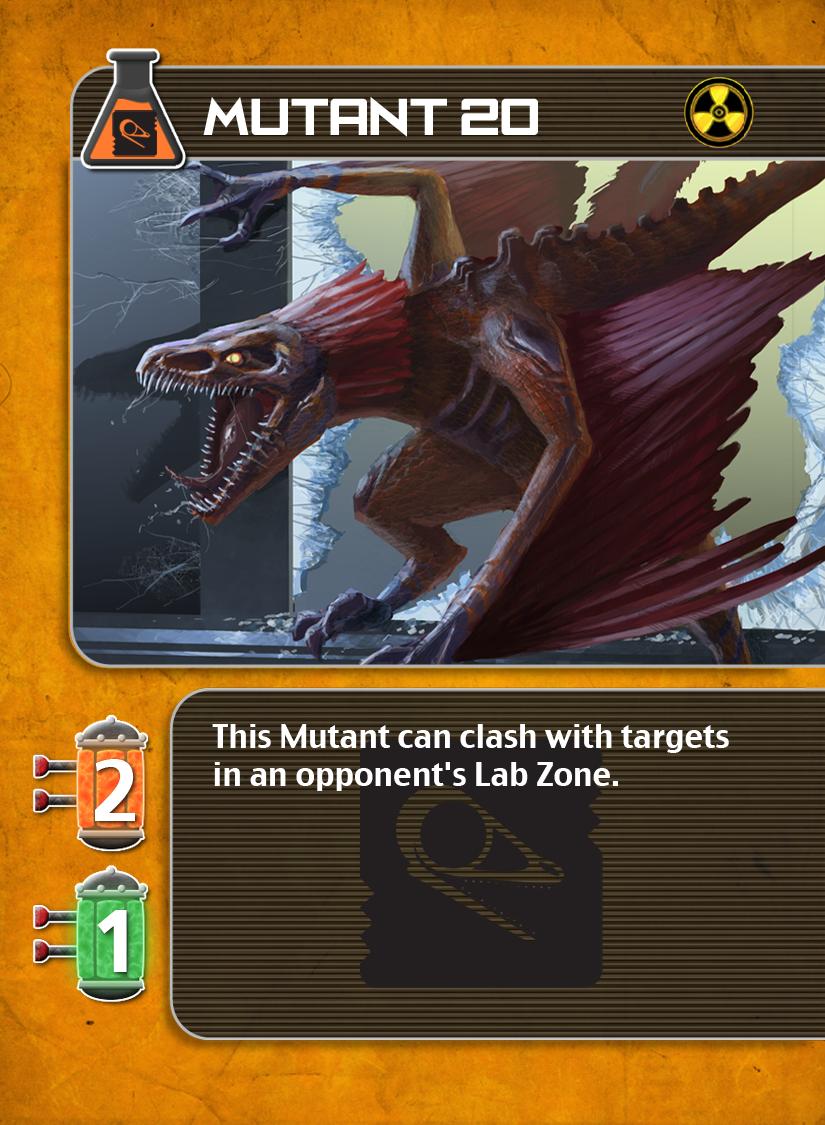 Mutant 20