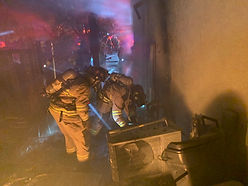 Leaky gas meter causes house fire in Los Altos