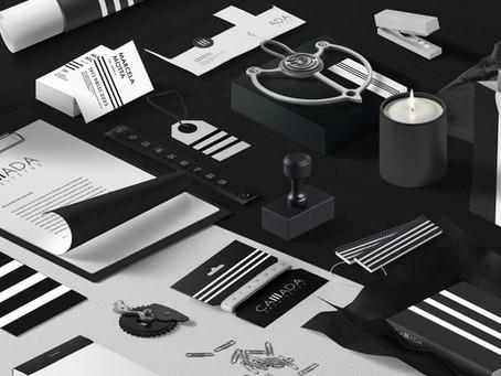 Simples, minimalista, objetiva e muita criativa: como criamos a logo do escritório CAMADA Arquitetos