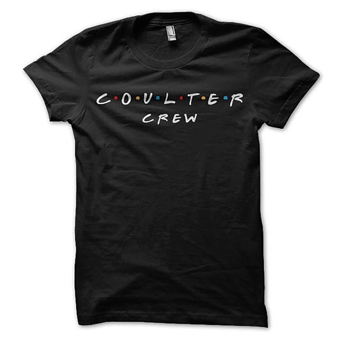 "Coulter Crew ""FRIENDS"" T-Shirt"