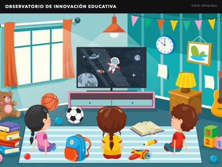 La educación televisada, ¿una solución o un problema?
