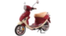 Pamplona Genuine Buddy 50 Scooter