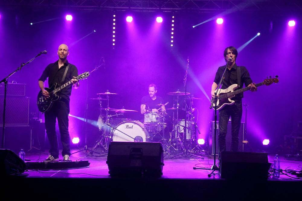 Arnaud Gourvez, Franck Le Ray, Tof Rossini