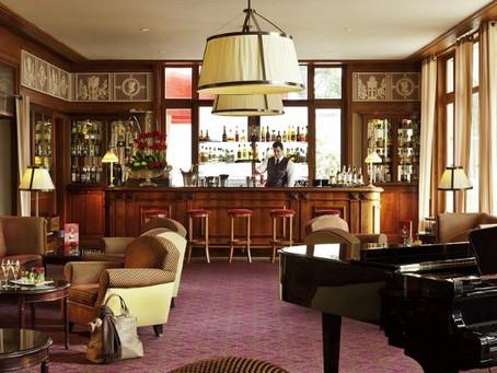 Concert Trio Cover au Bar de l'Hotel Royal de La Baule