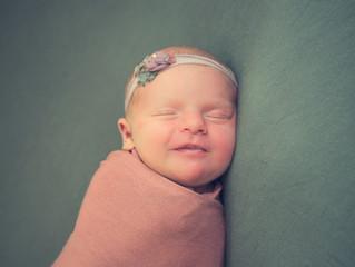 Sweet Baby Girl.